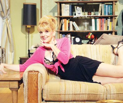 """Teresa Ganzel stars in """"Viagra Falls,"""" along with Lou Cutelle and Harold Gould."""
