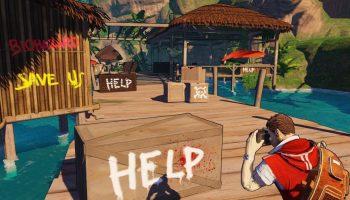 Escape Dead Island Screenshot