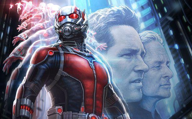 Paul Rudd Discusses His Role in Captain America: Civil War