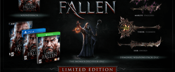 Lord Of The Fallen Day One Edition