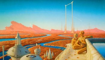 Martian Chronicles Cover