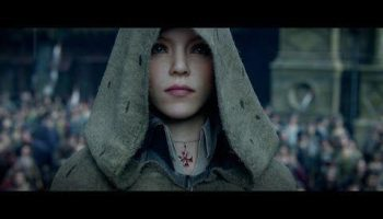 New Assassin's Creed Unity Trailer Introduces Elise