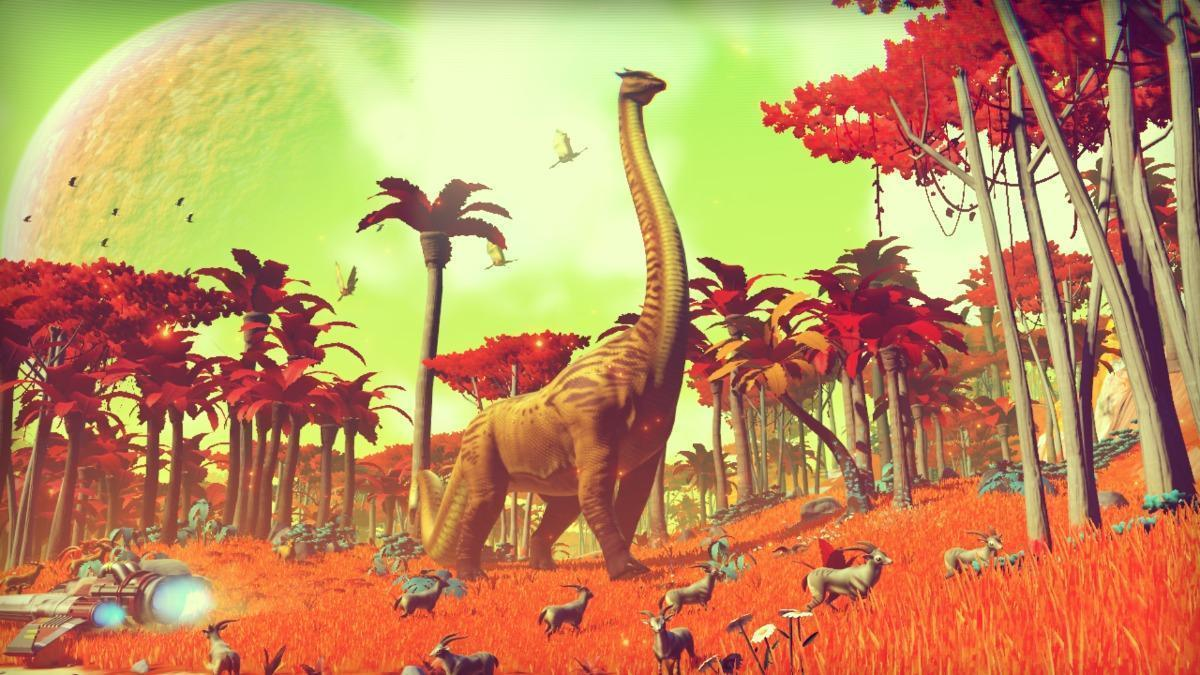 No Man's Sky Update To Set Up Future Of Title