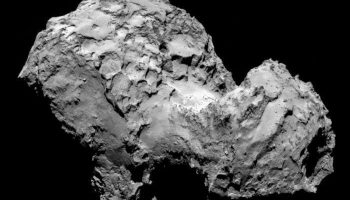 Picture of the Comet