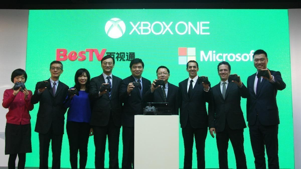 Xbox One now available in China