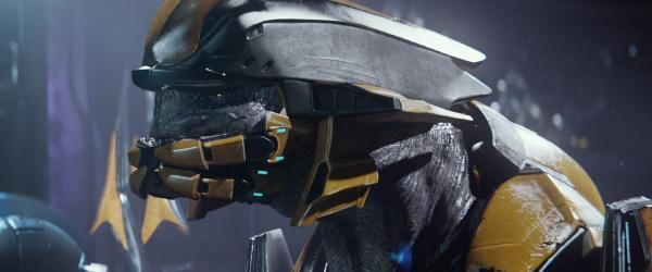 Halo cinematic screenshot