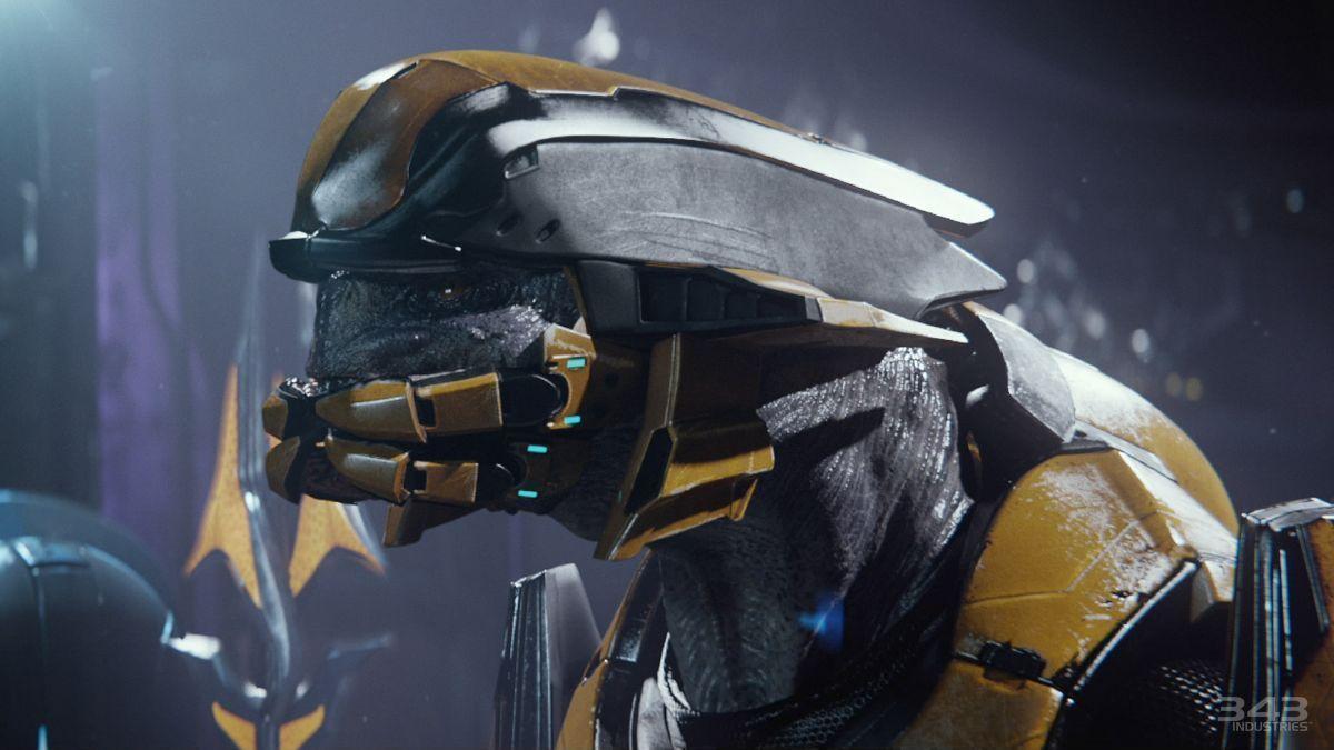 New Halo 2 Anniversary cinematic screenshots released