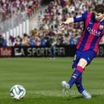 FIFA 15 patch implements changes to gameplay
