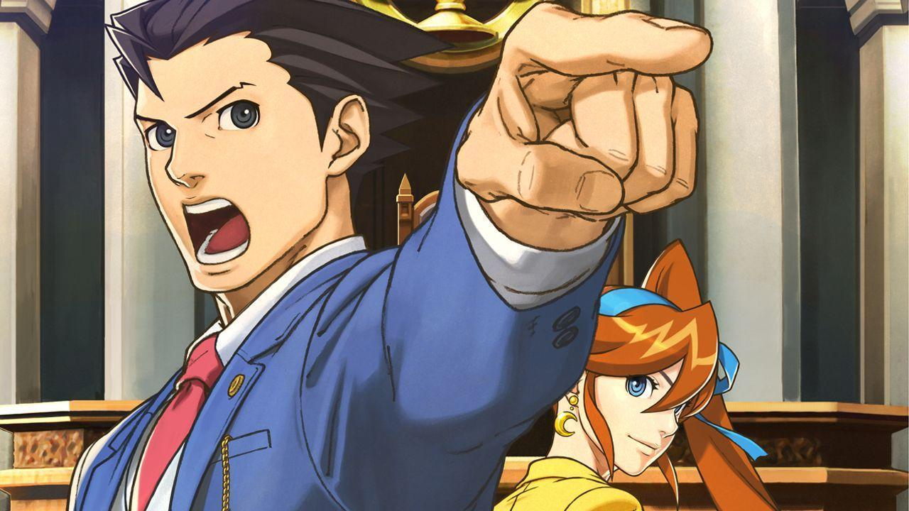 Ace Attorney Creator Talks Coming Up With Characters