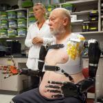 Amputee Controls Two Prosthetic Limbs With His Thoughts