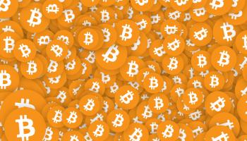 bitcoinLogoWallpaper