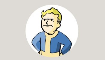 Vault Boy Mad Face