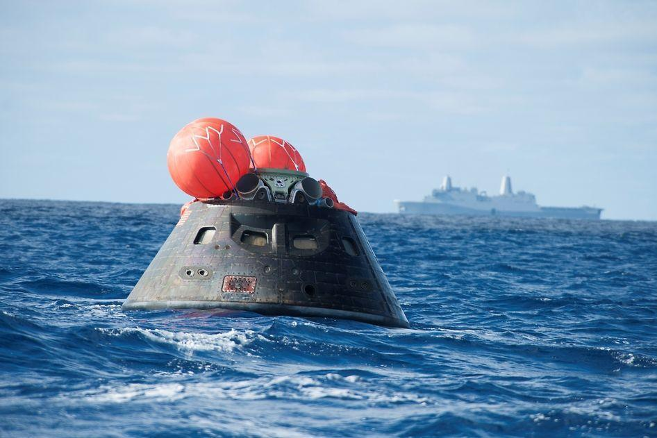 Orion's Successful Test Flight Brings Us Closer to Mars