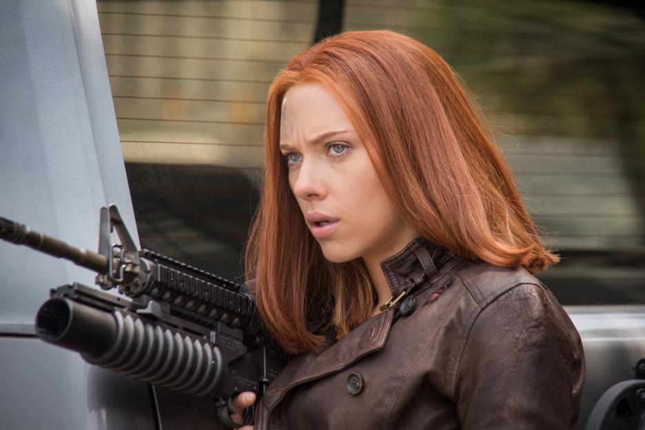 Scarlett Johansson Set to Topline Live-Action Ghost in the Shell Movie