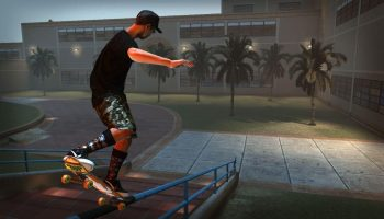 Tony Hawk screenshot
