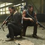 Daryl Versus Rick Coming In Walking Dead?