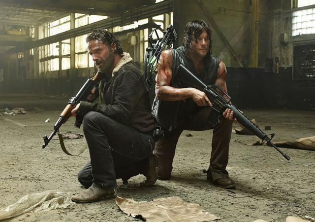 "The Walking Dead EP Talks ""New Beginning"" for Season 7"