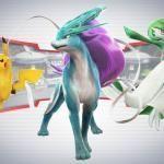 Pokken Tournament includes playable Pikachu