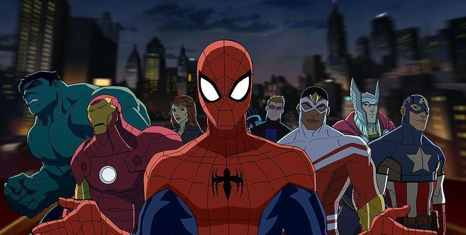 Marvel Cinematic Universe - Ultimate Spider-Man