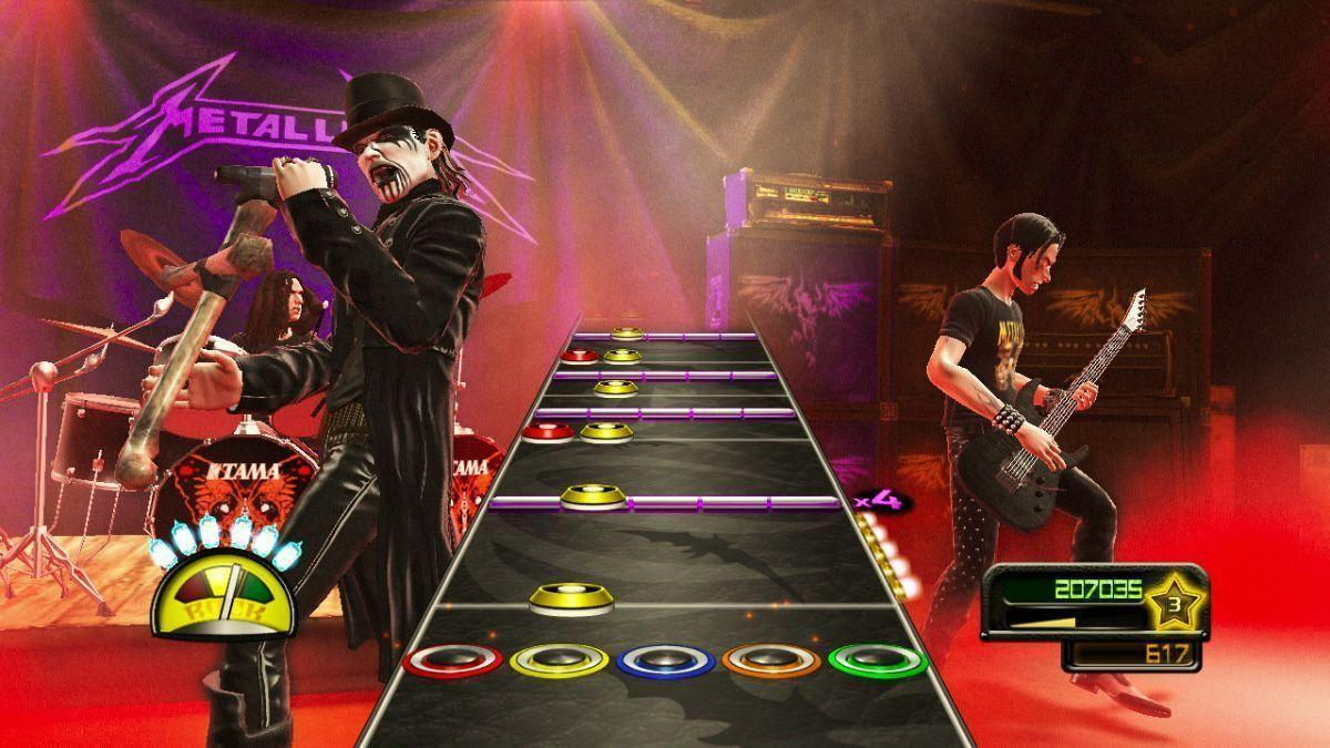New Guitar Hero Game On The Way