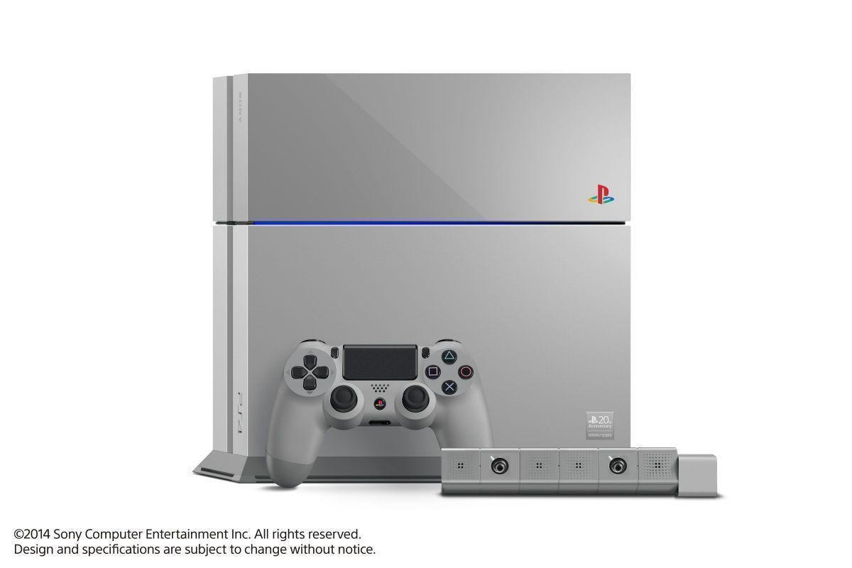 Sony Accidentally Loses List Of Anniversary PS4 Winners