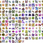 Glitch Results In Pokemon Smorgasbord