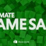 Xbox Ultimate Game Sale Now Running