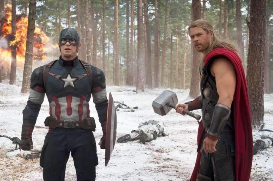 Age of Ultron, Marvel Cinematic Universe, Thor