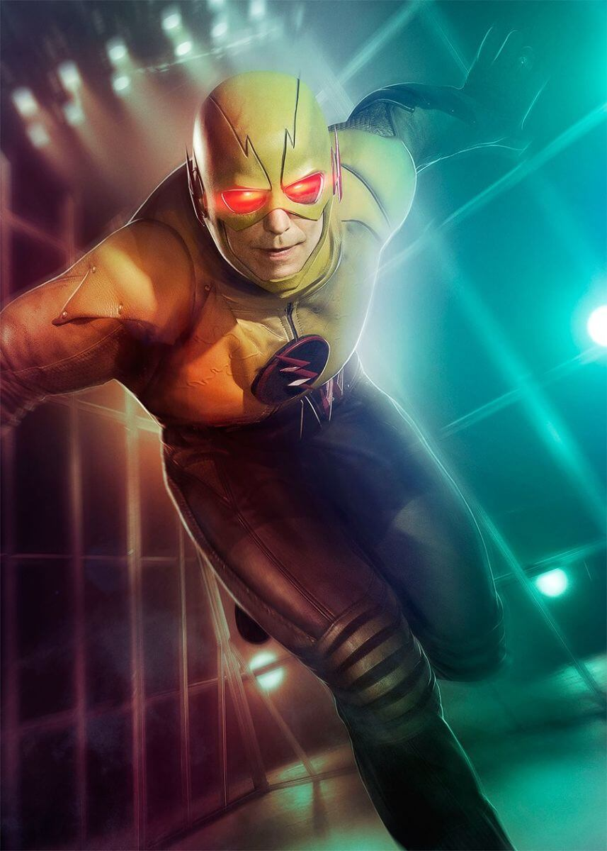 New Posters Come For Arrow and Flash Villains