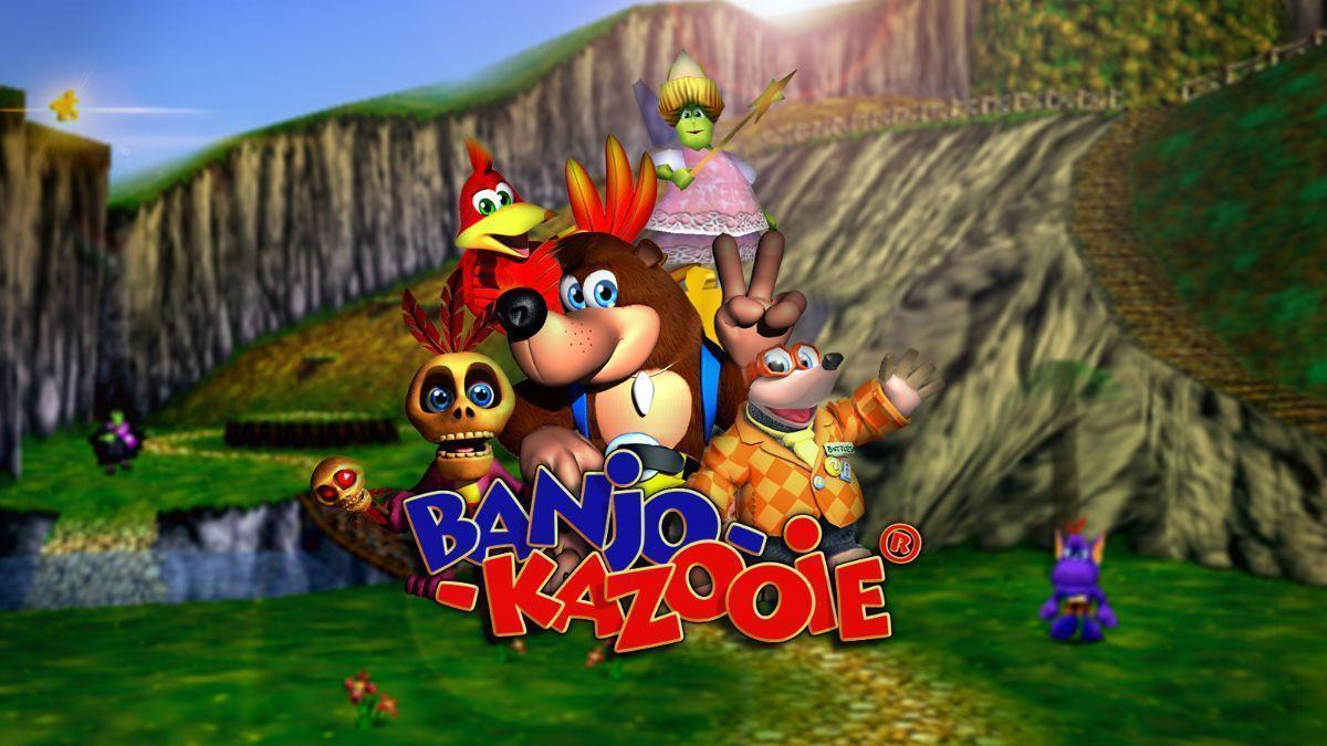 Banjo-Kazooie Was Briefly Listed As Coming To Wii U