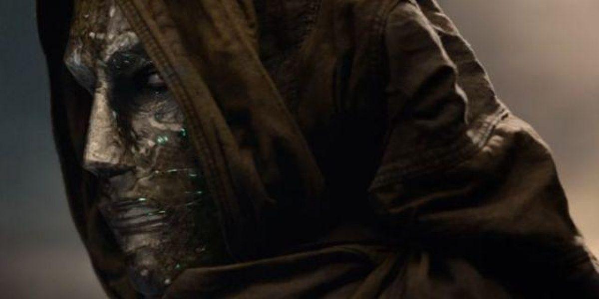 Doctor Doom Talks Fantastic Four Flop