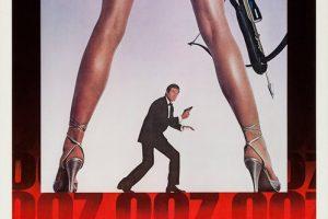 Songs…James Bond Songs