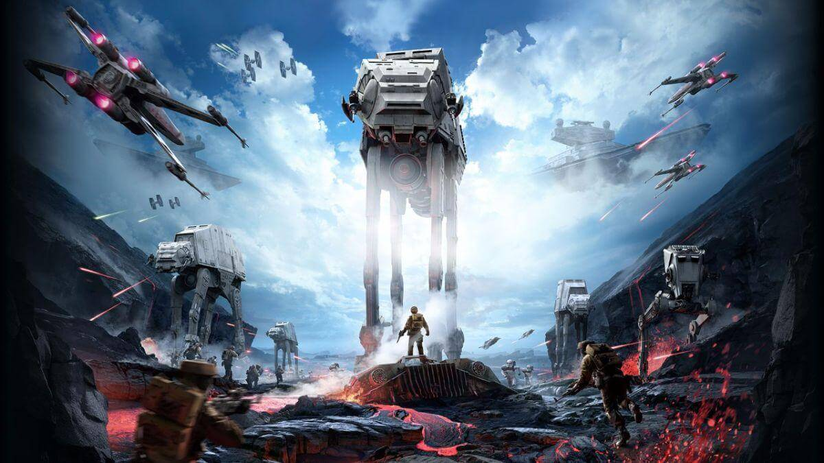 Starwars battlefront release date