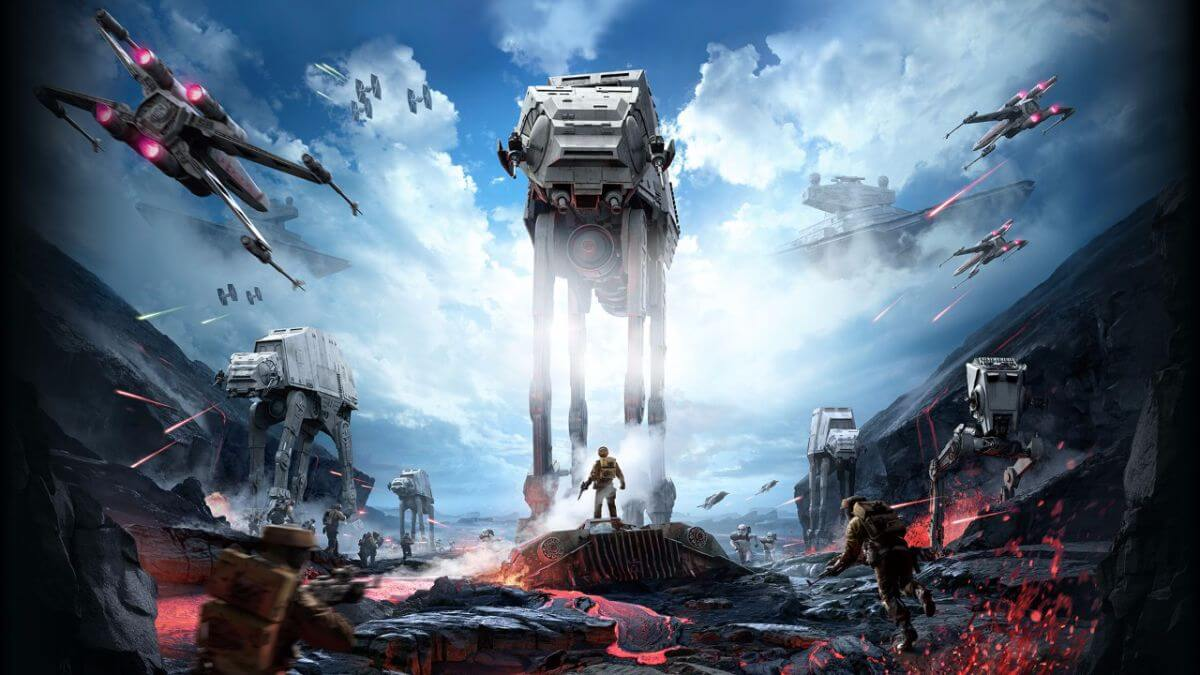New Star Wars Battlefront Trailer and Release Date Announced