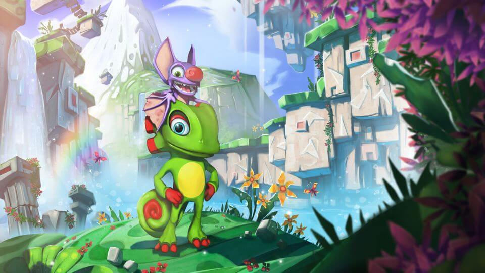 Yooka-Laylee: New E3 Trailer and Screenshots Released