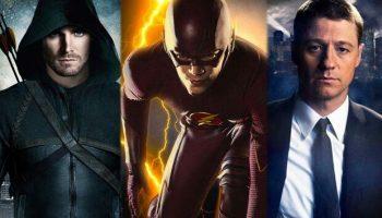 Arrow, Flash, Gotham