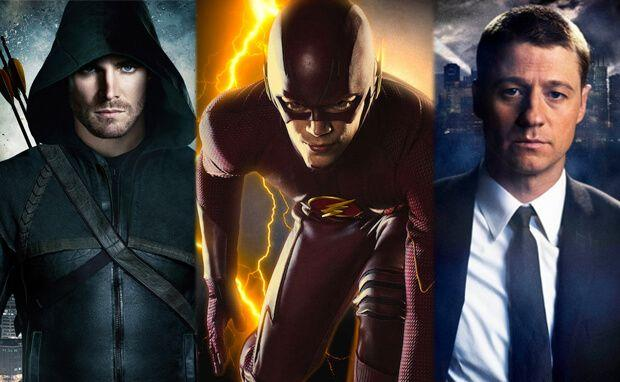 Tv shows like the flash