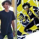 Jaden Smith Rumored to Play Static Shock