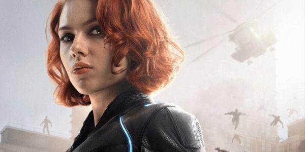 Black Widow Backstory in Civil War Movie Novelization
