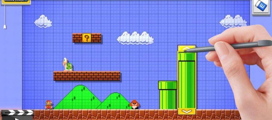 how to play mario on samsung tv