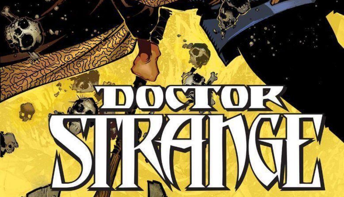 Doctor Strange 1 - cover