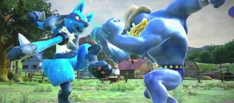 E3 2017: Pokken Tournament DX To Run In 60FPS