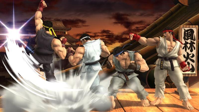 Super Smash Bros. Ryu