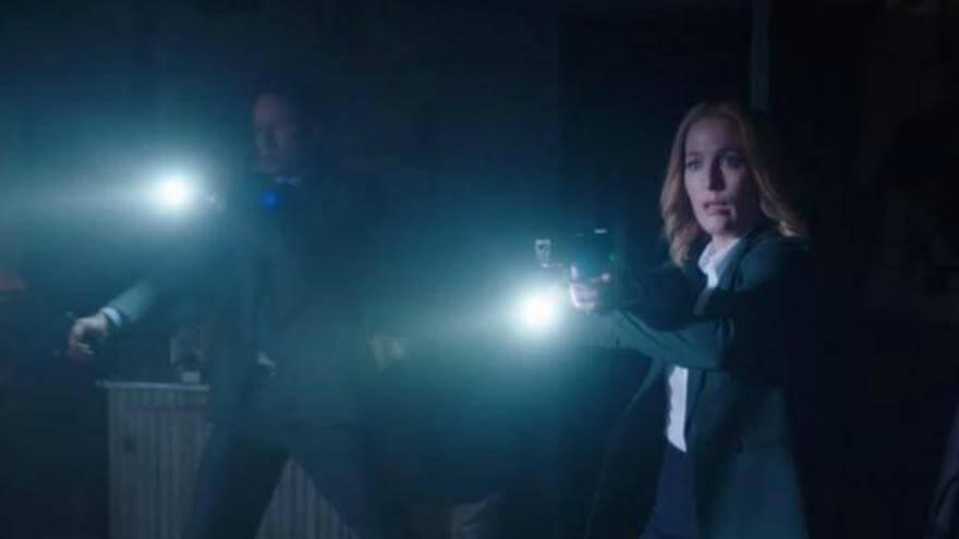 NYCC 2017: X-Files Season 11 Trailer