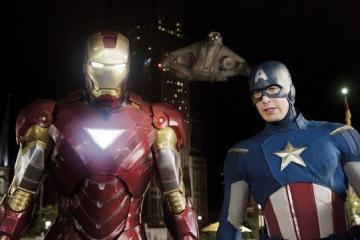 Captain America: Civil War - The Avengers