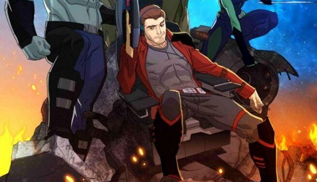 Guardians of the Galaxy: Season 2 for Animated Show Returns in March