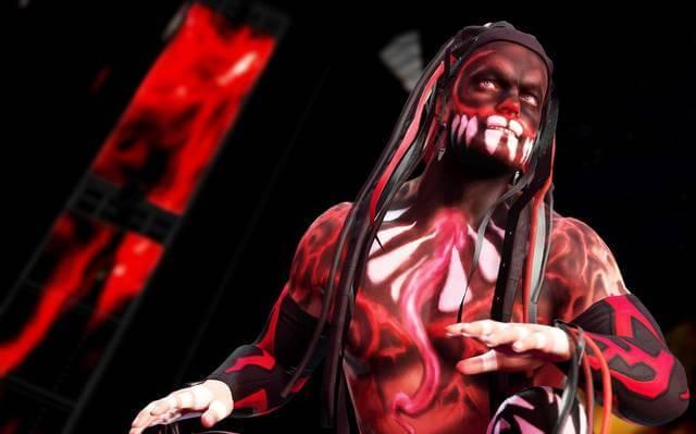 WWE 2K16 - WWE 2K17
