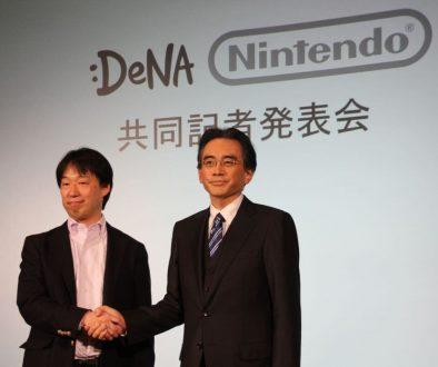 nintendo dena mobile games