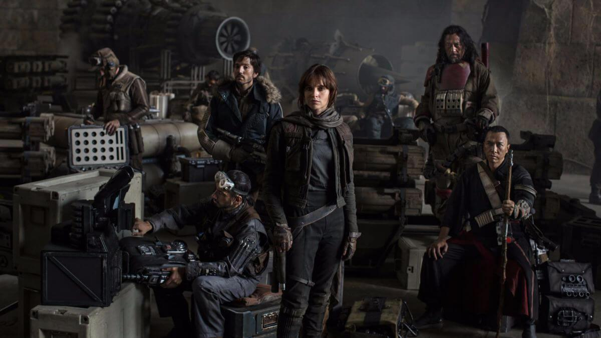 Rogue One: Latest TV Spot Shows Heroes Coming Together