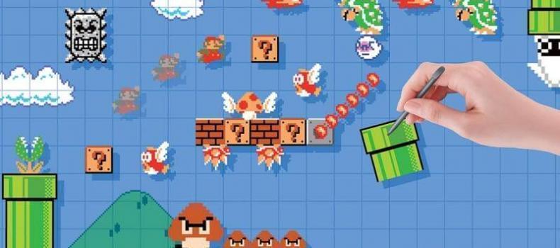 New Super Mario Maker Update Broken Down